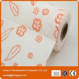 Rullo a gettare del Wipe del tessuto non tessuto diretto di vendita della fabbrica