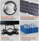 9W alle in einem Solarstraßenlaterne-LED Garten-Licht