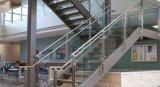 유리제 층계 방책 디자인