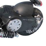 500W~1500W plegable la vespa eléctrica del empuje con el freno de disco (MES-800)