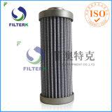 Type d'élément de filtres à huile de Filterk 0030d010bh3hc pour des filtres à huile d'atelier