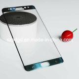 Samsungのノート7 3D 9hのため曲げられた端の緩和されたガラススクリーンの表面ガラス