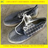 Bequeme verwendete Mann-Schuh-Sport-Großhandelsschuhe (FCD-005)