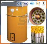Silo de mémoire de la colle de 100 tonnes pour la chaîne de production sèche de mortier