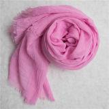 Alto tessuto del voile del poliestere di torsione per il foulard