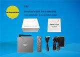 Joueur 16.1 multi de Midea TV de cadre de Google d'Andorid 6.0 2g 16g Tx7 TV de cadre de quarte de faisceau de WiFi duel sec de Kodi Bluetooth