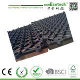 Anti-uv waterdichte Houten Plastic Samengestelde Tegels Decking
