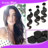 8A Grade Virgin Hair 브라질 Peruvian Malaysian Virgin Hair Weaving Extensions Body Wave Christmas Promotion