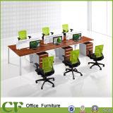 Модульное Modern 4 Seat Office Wokrstation для New Office Project