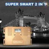 répéteur à deux bandes de signal de la servocommande 900/2100MHz du signal 2g+3G