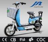 2015 Nuevo Modelo de bicicleta eléctrica con Hidden batería (JSE78)