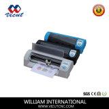 Trazador de gráficos del corte del cortador de la alta precisión del cortador del PVC