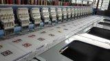 衣料産業のためのマルチヘッド刺繍機械
