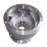 Vávula de bola de la alta calidad con acero inoxidable del bastidor de inversión