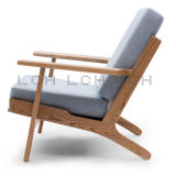 Sofà di legno di svago della plancia moderna di Hans Wegner