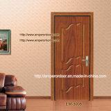 Portelli di legno del PVC del MDF di ENV, portello di legno interno