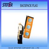 Bandeira de passeio feita sob encomenda da trouxa do retângulo