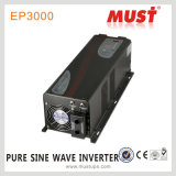 絶対必要Pure Sinewave 1-6kw Genetator Compatible RS232 Power Inverter