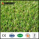 Fireproofの庭Decorations U Shape Green Synthetic Grass