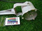 indicatore luminoso di paesaggio del giardino di 3W LED con il punto (JP83831)
