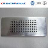 CNC da elevada precisão que faz à máquina para peças de automóvel