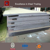 Placa de acero de resistencia de alta resistencia de la corrosión atmosférica (CZ-S48)