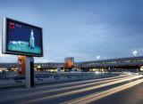 광고 전시를 위한 높은 광도 LED를 가진 환경 친절한 옥외 가벼운 상자