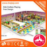 Mini patio suave de diversión del PVC de los niños de interior