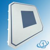 Panneau solide en aluminium