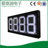 El panel del precio del indicador digital del LED