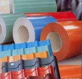Colorer la plaque en acier enduite/feuille ordinaire galvanisée enduite d'une première couche de peinture