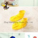 El algodón rodado del bebé del pun¢o no pega ningún calcetín muy cómodo apretado del desgaste de la sensación