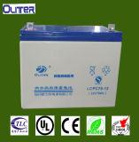 Lcpc 12V 70ah Gel Solar Battery