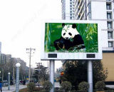 P10, P8 muestra a todo color de la publicidad al aire libre LED Display/LED