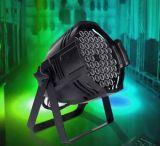 54PCS 주조 알루미늄 LED 동위 빛