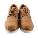 Ботинки безопасности пальца ноги Goodyear людей стальные