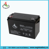 12V 100ah VRLA AGM Mfの鉛の酸の深いサイクル電池