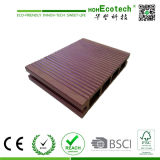 溝かWood Grain Wood Plastic Composite Decking /WPC Decking