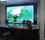 알루미늄 위원회 (500X500mm)를 가진 실내 P3.91 임대 발광 다이오드 표시 스크린