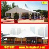 Pvc die 100 de Zetels Gemengde Tent van de Partij voor de Ceremonie van het Huwelijk behandelen