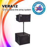 Nuevo diseño de Vera 12 línea de precio de 12 altavoces de la pulgada arsenal