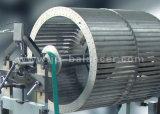 Machine d'équilibre de rotor avec la commande par courroie