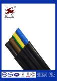 Медь XLPE изолировала кабель системы управления обшитый PVC