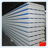 El panel de emparedado incombustible Heat-Insulated del material de construcción EPS