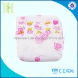 Фабрика пеленки свободно образца пеленки младенца устранимая
