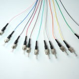 Tresse de fibre optique du SM ST/PC 12 de qualité
