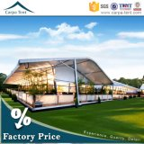 Guangzhou Carpa 25mx80m Permanently Arcum Tent Type Big Wedding Marquee Tents con Capacity di People 1000