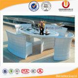 現代ソファーの屋外の藤の家具の柳細工の庭の家具2016年(UL-613)
