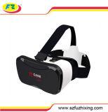 caso de Vr da realidade 3D virtual para o telefone móvel