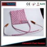 Calefator cerâmico flexível da almofada para o pré-aquecimento da soldadura